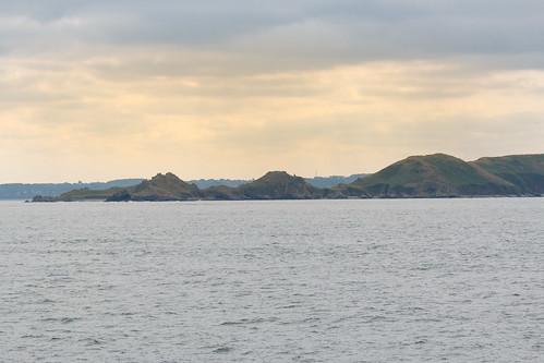 L'île Tomé, Archipel des Sept-Îles