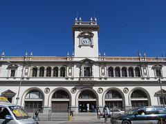 """La Paz: la gare du téléphérique <a style=""""margin-left:10px; font-size:0.8em;"""" href=""""http://www.flickr.com/photos/127723101@N04/28601158775/"""" target=""""_blank"""">@flickr</a>"""