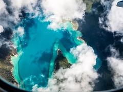Qantas flight Melb to Hamilton Island-20