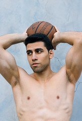 Photo Shoot : Harout (jkc.photos) Tags: male man model sport athletic basketball physique shirtless