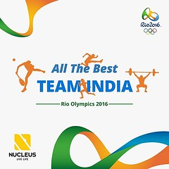 Wishing the Indian contingent all the best for Rio Olympics 2016.  Keep the Indian flag flying!  #Kerala #olympics#India #Rio #Architecture #Home #Construction #City #Elegance #Environment #Elegant #Building #Beauty #Beautiful #Exquisite #Interior #Design (nucleusproperties) Tags: life beautiful elegant style brazil kerala rio realestate lifestyle india luxury comfort apartment nature architecture interior gorgeous design elegance environment beauty building exquisite view olympics city construction atmosphere home living