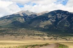 The Mount Blanca Road (Patricia Henschen) Tags: blanca mountain road backroads alamosacolorado alamosa colorado pathscaminhos
