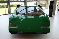 Lamborghini Countach LP400 (Clément Tainturier) Tags: motors valley italy lamborghini museo santagata bolognese countach lp400