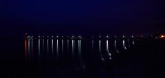 [Explore #495] Light @ Night ~ Late Night (Froschknig Photos) Tags: light night lightnight late latenight thedarkknight dark knight seebrcke ostsee baltic zinnowitz licht laterne dunkel nacht 6000 a6000 ilce6000 sonyalpha6000 2016 sel16f28 vclecu1 3 spiegelung explore