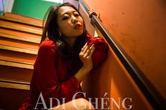 Adi_0045 (Adi Chng) Tags: adichng girl      redgreen