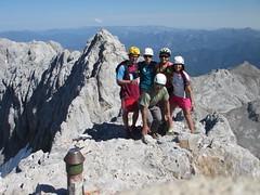 Casi Todos en el Llambrin (Edu Astu) Tags: 2016 madejunollambrin verano picosdeeuropa escalada