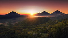 _DSC9477-wm (patlawhl) Tags: sunrise kintamani bali indonesia landscape