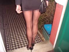 P1010552 (dianalondontv) Tags: stockings highheels slut mini skirt tgirl tranny transvestite heels trans miniskirt anklet stilettos fully nylons fashioned tightskirt fullyfashioned ffnylons