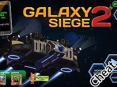 銀河攻略戰2:修改版(Galaxy Siege 2 Cheat)