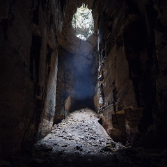 (Subversive Photography) Tags: uk underground mine cathedral cave wiltshire subterranean quarry danielbarter