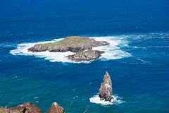 The island of the birdman - from Rano Kau volcano (waex99) Tags: chile voyage travel family easter island nikon ile april moai isla hicking rapanui pasqua paques nui rapa 2015 explora d700