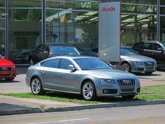 Audi S5 Sportback V6T 2011 (RL GNZLZ) Tags: sedan turbo audi a5 quattro 2011 sportback audisport audis5 v6t audis5sportback