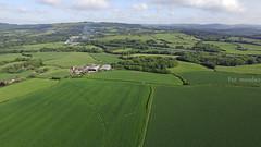 green wales gales uav aerialphotography drone uas... (Фото Fotomondeo на Flickr)