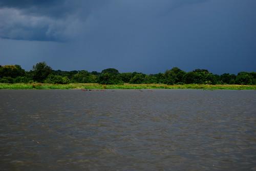 Incoming Rainstorm