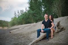 Megan + Nick (DavinG.) Tags: engagement edmonton nick megan hawrelakpark yeg davingphotography