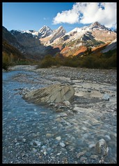 Pineta (Fran asensio) Tags: pirineos pineta bielsa valledepineta altoaragon riocinca picopineta