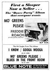 1964 freddie roach (Al Q) Tags: 1964 freddie roach greens blue note