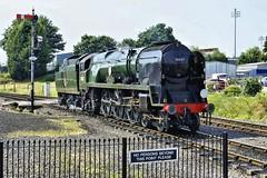 34027 Taw Valley (Ian Chpman) Tags: engine railway steam severn valley locomotive taw severnvalleyrailway kidderminster 34027