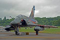 375 French Air Force Mirage 2000 Fairford 10/7/16 (David K- IOM Pics) Tags: riat 2016 flying display 375 125am dassault mirage 2000n 2000 french air force ramex delta ffd fairford egva royal international tattoo