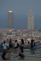 Park Guell late afternoon (8ware) Tags:   fr m43 spain barcelona travel  espaa