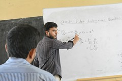 WDE1 (34) (Community of Physics) Tags: 1st workshop differential equations community physics wwwcommunityofphysicsorg calculus integral integration superposition technique oscillation drag force four day linear cauchy euler suritola bangladesh bgd mobile registration order damped driven projectile fourier series