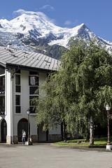 Tranquilli angoli a Chamonix (Luca Carnesciali) Tags: mountain snow france mountains glacier monte chamonix francia montblanc montebianco