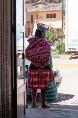 Quechuan Woman in Traditional Dress, Ollantaytambo, Sacred Valley, Peru (takasphoto.com) Tags: america americas américadelsur andean andeancities andes andesmountains cropsensor d5000 earth ethnicgroup gente highlands human humanbeing imperioincaico incaempire incatrail indigenous lens mancoincayupanqui nikkor nikkor70300mmf4556gedifafsvrzoomlens nikon nikon70300mmf4556gedifafsvrnikkorzoomlens nikond5000 ollantaytambo people pachacuti pachacútec patrimoinemondial patrimoniodelahumanidad persona peru perú piruw precolumbianamerica quechua quechuapeople quechuan quechuas regióncordillerana republicofperu repúblicadelperú sacredvalley southamerica southernhemisphere telephoto telephotolens thesacredvalleyoftheincas transportation travel travelphotography trip unesco unescoworldheritagesite unesco世界遺産 ullantaytampu urubamba urubambavalley vacation vallesagradodelosincas valleyofyucay valléesacréedesincas viagem viaje westernhemisphere world worldheritagesite zoomlens indígena