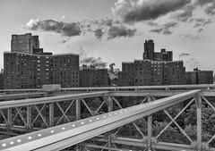 Public Housing, NYC (Karm Redland) Tags: publichousing karmredland clouds viewfrombrooklynbridge nikon nikon750 sigma sigma35mm