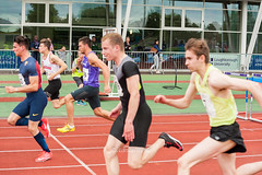 DSC_7802 (Adrian Royle) Tags: people field sport athletics jump jumping nikon track action stadium running run runners athletes sprint leap throw loughborough throwing loughboroughuniversity loughboroughsport
