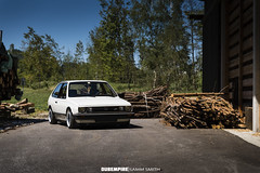 f20909760 (Sammjoey Photography) Tags: vw volkswagen polo mk2 bagged low lowered stance fitment tuck audi a8 winters airlift suspension v2 worthersee treffen 2016