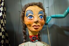Girl (Tony McD) Tags: marionette harlequin nationaltrust ericbramall girl nikon nikkor d610 2470