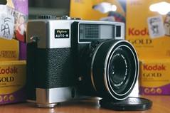 Fujica Auto-M and Kodak Film (rolandmks7) Tags: sonynex5n fujica fuji fujifilm kodak film autom