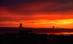 Sunset 07/205/16 (serg32) Tags: coneyisland brooklyn nyc newyork usa sunset nature ny