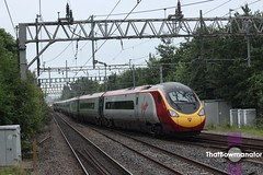Virgin Trains Class 390011 (Luke Bowman's photography) Tags: virgin trains vt alstom class 390 390011 pendolino cheadle hulme