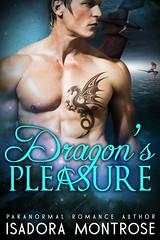 Dragon's Pleasure (CoverReveals) Tags: paranormal romance shifters dragons bbw rubenesque billionaire humor romanticcomedy