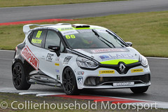 Clio Cup - Q (1) Senna Proctor (Collierhousehold_Motorsport) Tags: cliocup renault clio renaultclio toca snetterton wdemotorsport pyro cooksport teambmr
