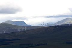 Stuc a'Chroin and Ben Vorlich (themadbirdlady) Tags: trossachs stirling mountains landscape windfarm benvorlich stucachroin
