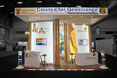 Geoscience_custom-stand_HOTT3D_Geological-Congress_3 (HOTT3D Exhibition Stands - Cape Town) Tags: idc2016 councilforgeoscience cticc dmr departmentmineralresources pavilion peninsula cutomexhibit bespoke exhibit design booth expodisplay timberbooth ducosprayed spraypainted bulkhead rigging ledsign timberfloor raisedplatform novilon conference confex delegates meetings reception informationkiosk lounge backlitgraphics fabricprinting tensionedfabricprinting ledscreens cnccutlogo diecutvinyl eventprofs sketchup vray photoshop capetown southafrica hott3d