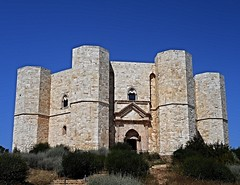 Castel del Monte (about 1240) at Andria by Carlo Raso, on Flickr