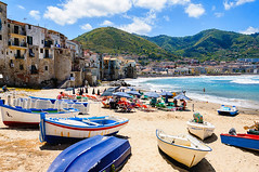 Cefalu (Kevin R Thornton) Tags: cefalu sicily italy 2016 landscape nikon travel d90 cefal sicilia it