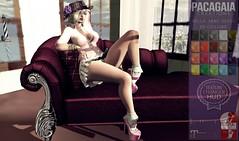 NEW RELEASE!! - Bella Jane Heels - Pcgi Cretins (klaris Bella) Tags: new release bella jane heels pcgi cretins