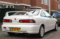 1998 Honda Integra Type R (rvandermaar) Tags: honda r type 1998 integra typer hondaintegra hondaintegratyper sidecode6 18sfnj