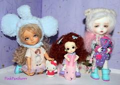 Playtime (PinkPantherrr) Tags: white beauty yellow toys shoes doll dolls skin handmade vampire tan peterpan peter coco wig tiny lea belle beast bjd pan normal limited mystic lati bloodymoon tibetanmohair pinkpantherrr