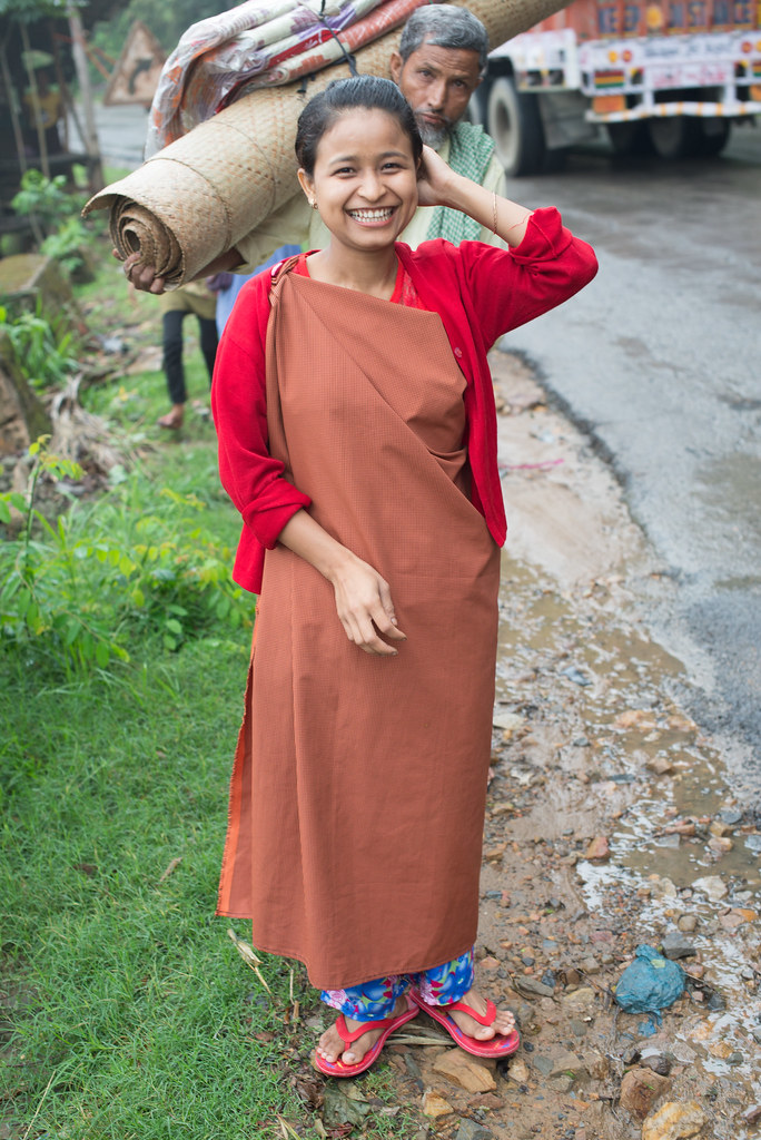 Rural dress