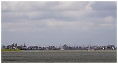 Durgerdam_TKF (Ton Kuyper Fotografie) Tags: water netherlands amsterdam clouds boats outdoor nederland wolken boten oldtown durgerdam huizen