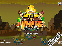英雄大戰:修改版(Battle of Heroes Cheat)