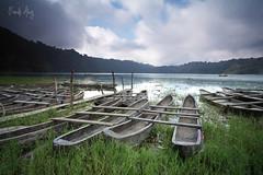 Getek (Randi Ang) Tags: bali lake canon indonesia landscape eos long exposure 5d ang randi danau bedugul tamblingan