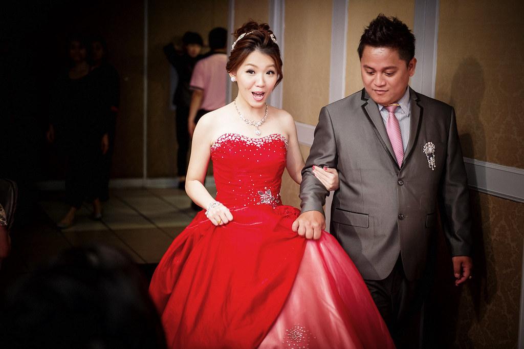 杜青&腕真-Wedding-133
