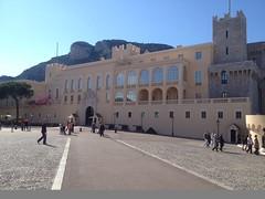 Palast Monaco (dronepicr) Tags: travel france reisen cotedazur urlaub monaco sight palast sdfrankreich grimaldi mittelmeer