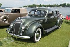 1936 Chrysler Airflow C-10 (Crown Star Images) Tags: 1936 chrysler 36 c10 airflow 10000lakesconcoursdelegance 10000lakesconcoursdelegance2015